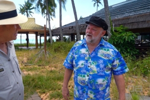 Abandoned resorts 'left to rot' in the Whitsundays