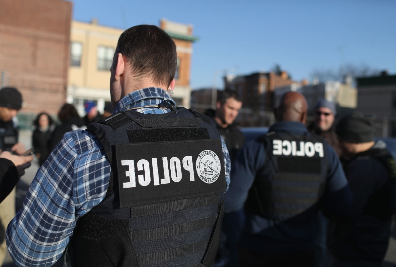 US: Fear of immigration raids looms as plans for ICE 'family