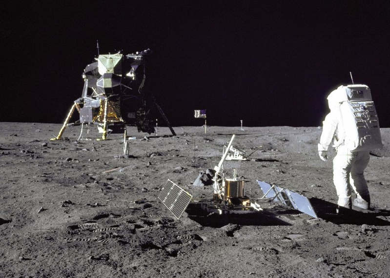 Moon landing 50th anniversary: How Apollo 11 fired up the space race
