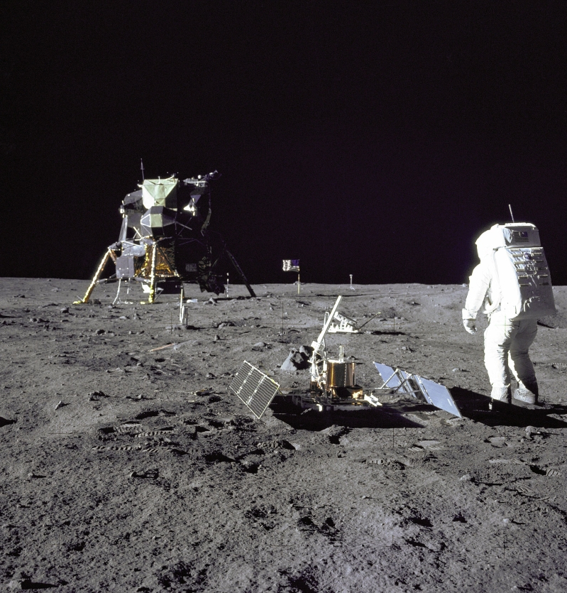 Tech & Science: Moon landing 50th anniversary: How Apollo ...