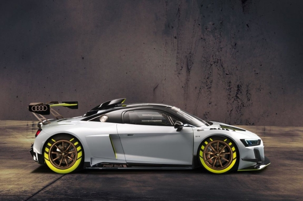 News Audi Creates Customer Race Car For New Class Pressfrom Canada