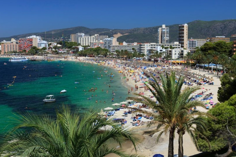 Irish teen 'raped by two men waiting for him by brothel' in Magaluf, Spain