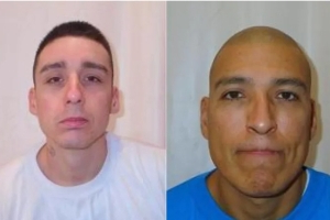 Manhunt underway for 2 escaped inmates on Vancouver Island