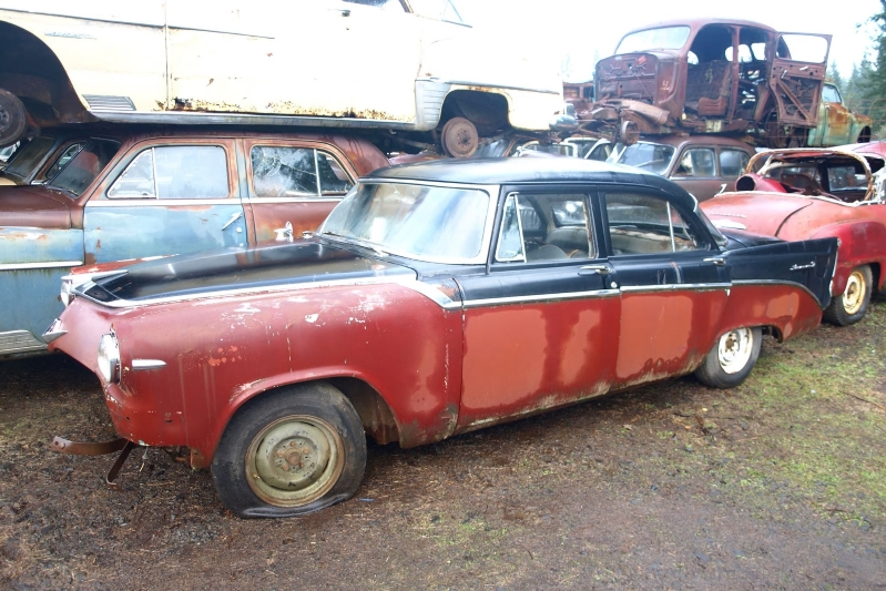 Muscular Mini Mopars Discovered at Oregon Junkyard