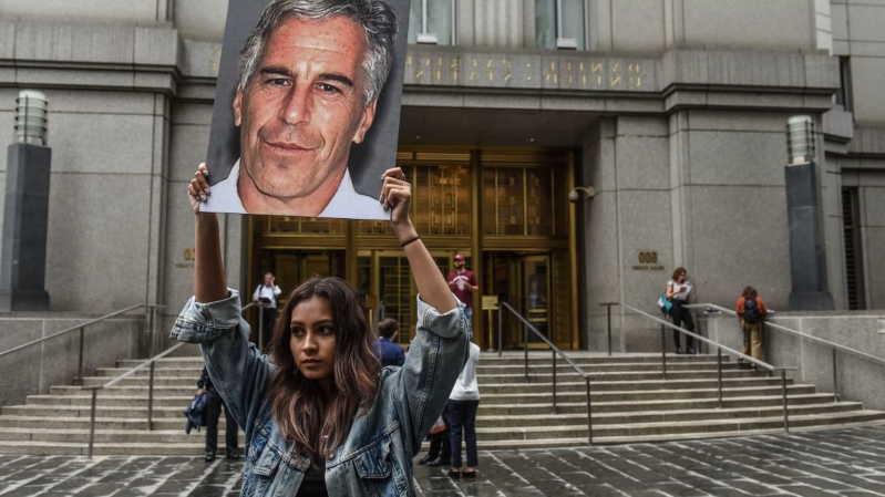 Bedraggled Jeffrey Epstein Pleads Not Guilty to Sex Charges and Stays in Jail—for Now
