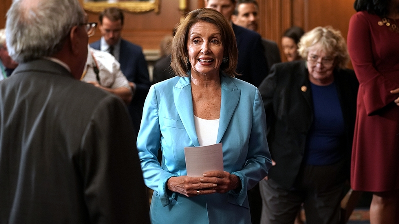 Pelosi: Census citizenship question is effort to 'make America white again'