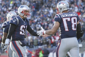 Tom Brady Reportedly Throws To Rob Gronkowski In Workout At UCLA Monday