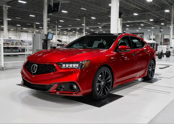 News Acura S Hand Built Tlx Pmc Will Set You Back Just Over 50 000