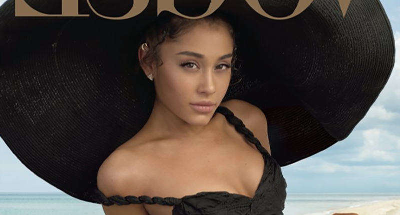 Ariana Grande slammed for 'unrecognisable' Vogue cover: 'When did she become black?'
