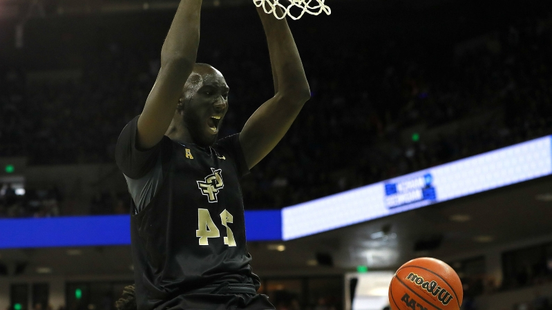 Sport Celtics Tacko Fall Is Quickly Becoming A Summer League