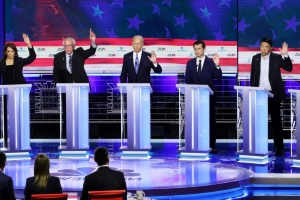 CNN won't ask Democratic candidates any 'show of hands' questions in the next round of debates