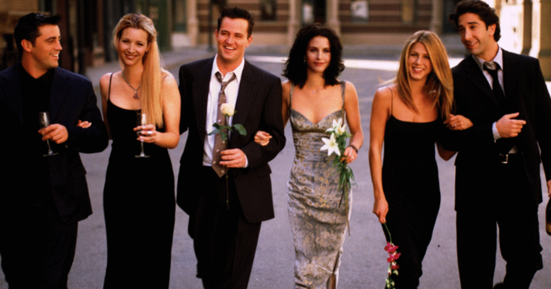 Entertainment: Don't Worry Canadians, 'Friends' Won't Be