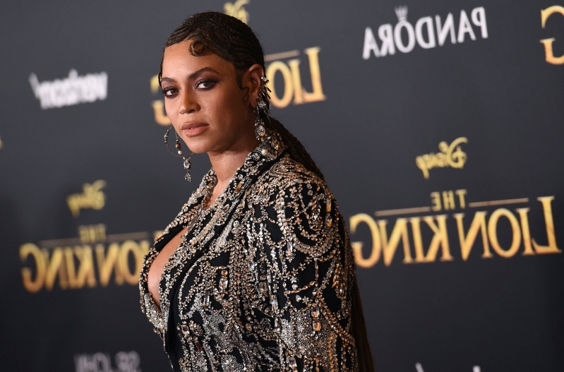 Entertainment: Hear Beyonce's Resilient New Song 'Spirit