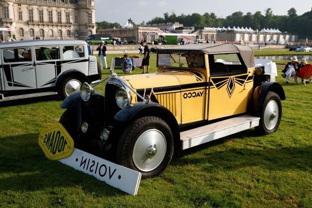 In Photos: France's Most Fabulous Classic-Car Concours