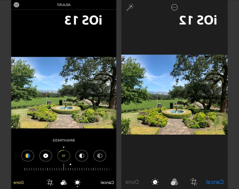 Technology: iOS 13 vs iOS 12: What's new in photos