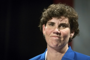 McConnell gets challenger in retired fighter pilot Amy McGrath