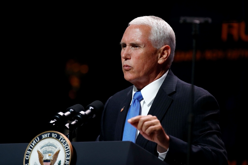 Pence aide still refuses to reveal why trip was mysteriously scrapped
