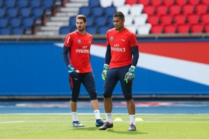 PSG : Trapp-Areola, comme on se retrouve…