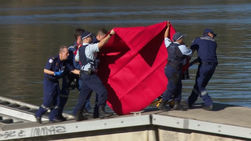 Toddler dies after being found floating in NSW river