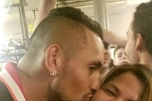 'A fraudulent life': How Nick Kyrgios 'brittle ego' leads him to go out partying and drinking as a ready-made excuse because he can't handle losing