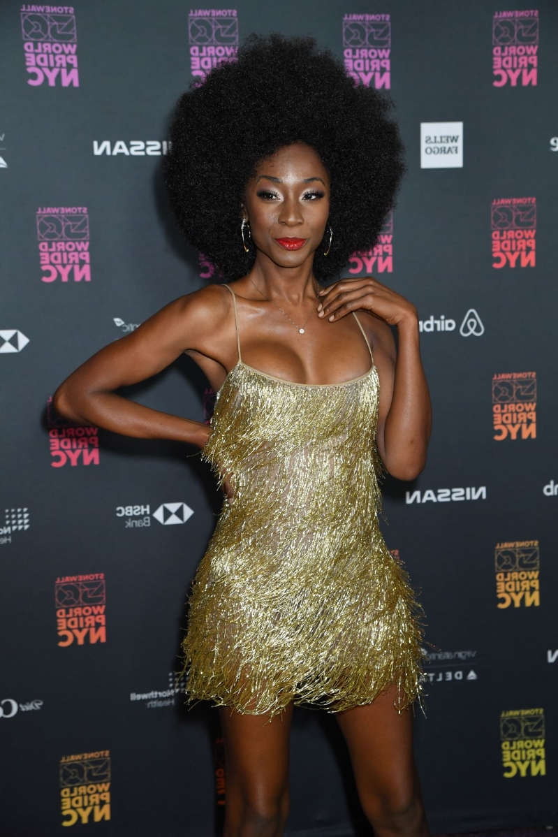 "Angelica Ross (""Pose"") rejoint ""American Horror Story : 1984"""