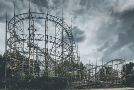 Ghost Town in the Sky—a 'Cursed' Theme Park in North Carolina—Has Hit the Market for $5.95 Million