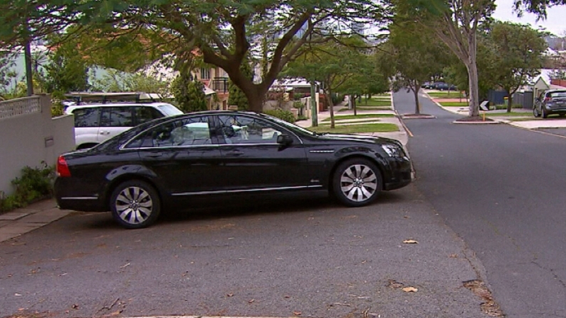 'I don't have enough money': Man fined for parking on ex's driveway