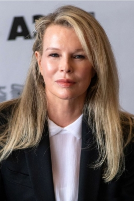 Kim Basinger Makes Rare Appearance in South Korea for the Animal Protection Act
