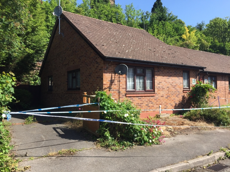Man charged with murder after Droitwich pensioner stabbed to death in own home