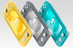 Nintendo announces cheaper, portable-only Switch Lite