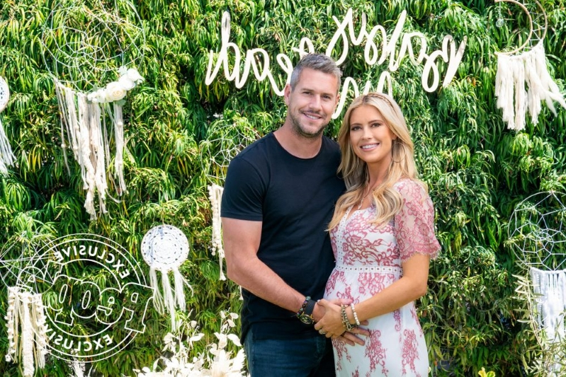 Pregnant Christina Anstead Shows Off Her 31-Week Baby Bump and Reveals She Has Gained 22 Lbs.