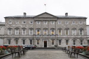 Restoration of Leinster House set to cost over €17m, more than twice original estimate