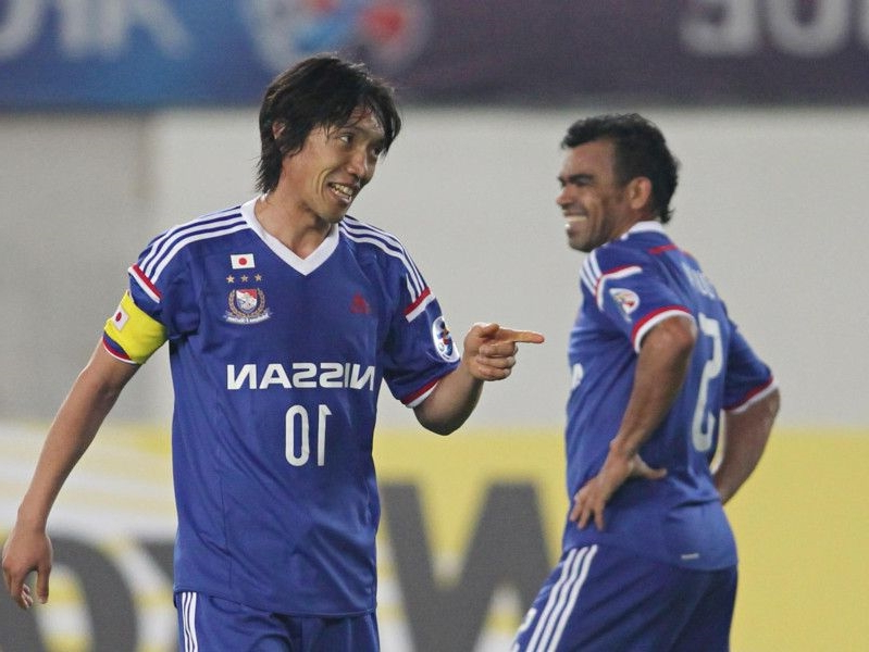 Shunsuke Nakamura, ex-Celtic star, joins new club at 41 - but still isn't team's oldest player