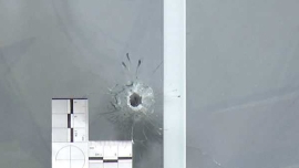 Stray bullet flies into Louisville home, hits sleeping 9-year-old