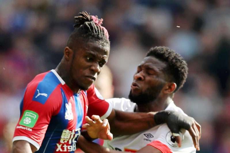 Who could Crystal Palace target to replace Wilfried​ Zaha?