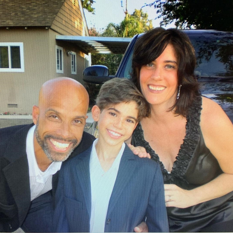 Entertainment: Young Disney star Cameron Boyce's dad says he