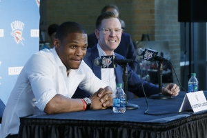 After Russell Westbrook trade, the Thunder now have an absurd amount of draft picks