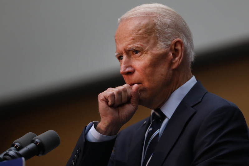 Can Joe Biden Get Back on Track?