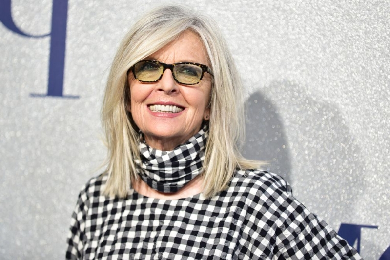 Diane Keaton Reveals She Has Not Dated Anyone in 35 Years: 'No Dates'
