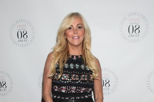 Dina Lohan calls it quits with on-off internet boyfriend she never met because 'he became friends with her ex-husband'