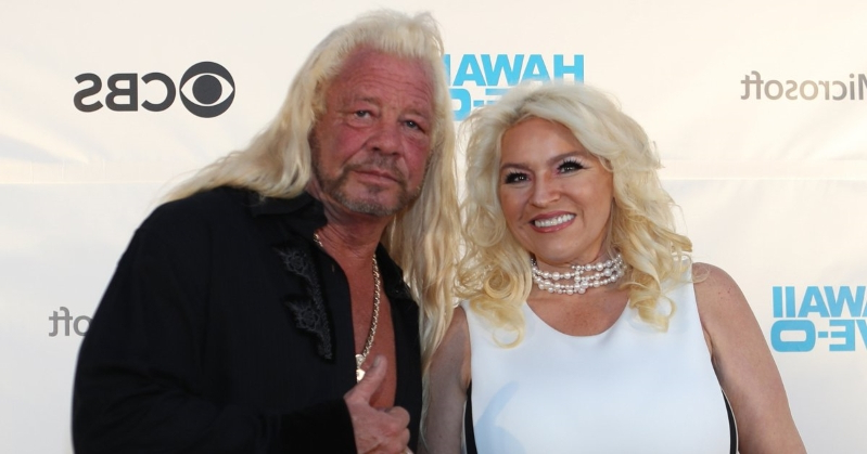 Entertainment: Dog the Bounty Hunter Reveals Wife Beth's