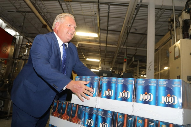 Emma Teitel: LCBO shortages a perfect metaphor for Doug Ford's Ontario