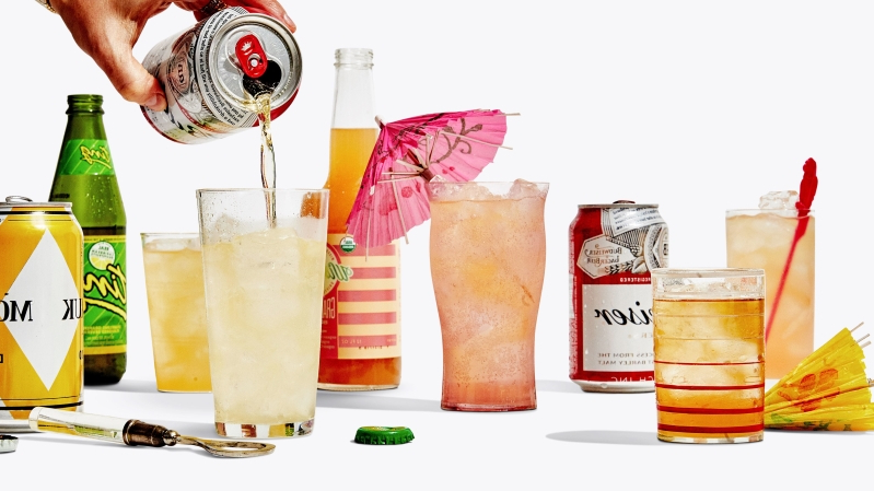 If You Can Open a Cheap Beer, You Can Make This Cocktail