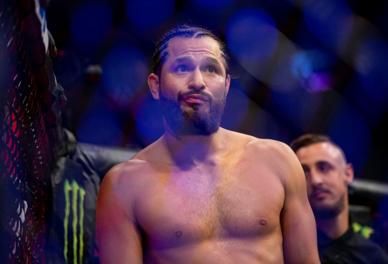 Jorge Masvidal calls out Conor McGregor: 'I want to break his face'