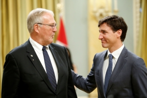 Reduced illegal border crossings among Bill Blair's success stories