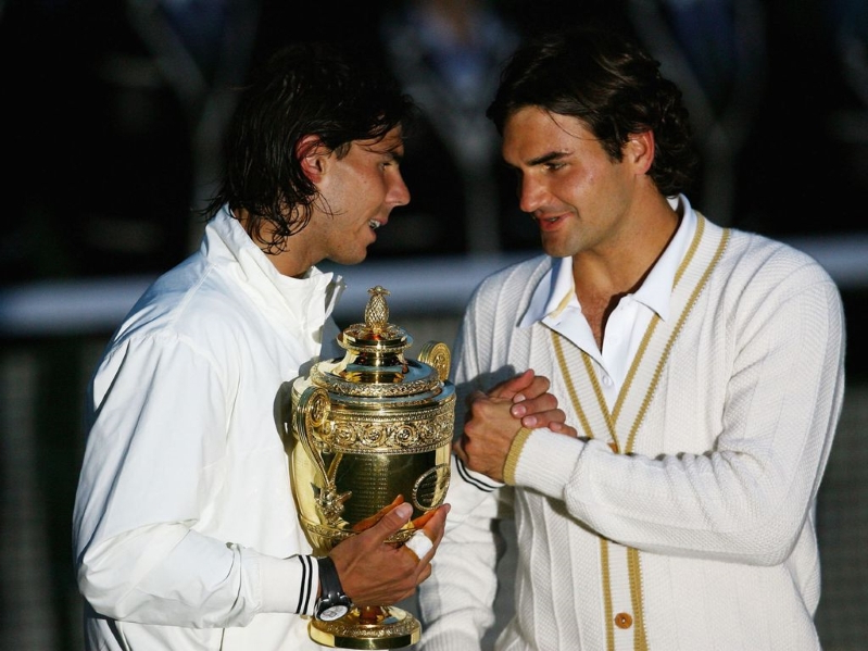Roger-Rafa: Wimbledon's greatest match