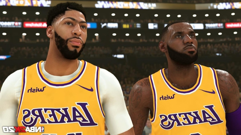 Sport: Which 'NBA 2K20' dynamic duos will receive highest