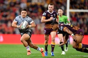 Broncos and Warriors in rare NRL draw
