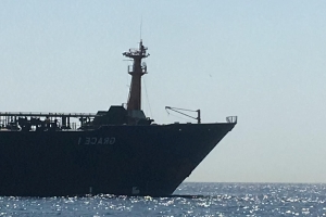 Gibraltar police release all crew members of detained Iranian tanker