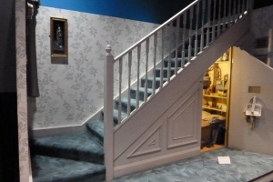 House Boasting a 'Harry Potter Room' Under the Stairs Hits the Market in San Diego